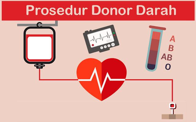 Prosedur Donor Darah